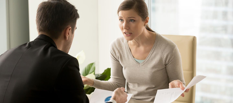 "When is a workplace complaint a ""complaint""?"