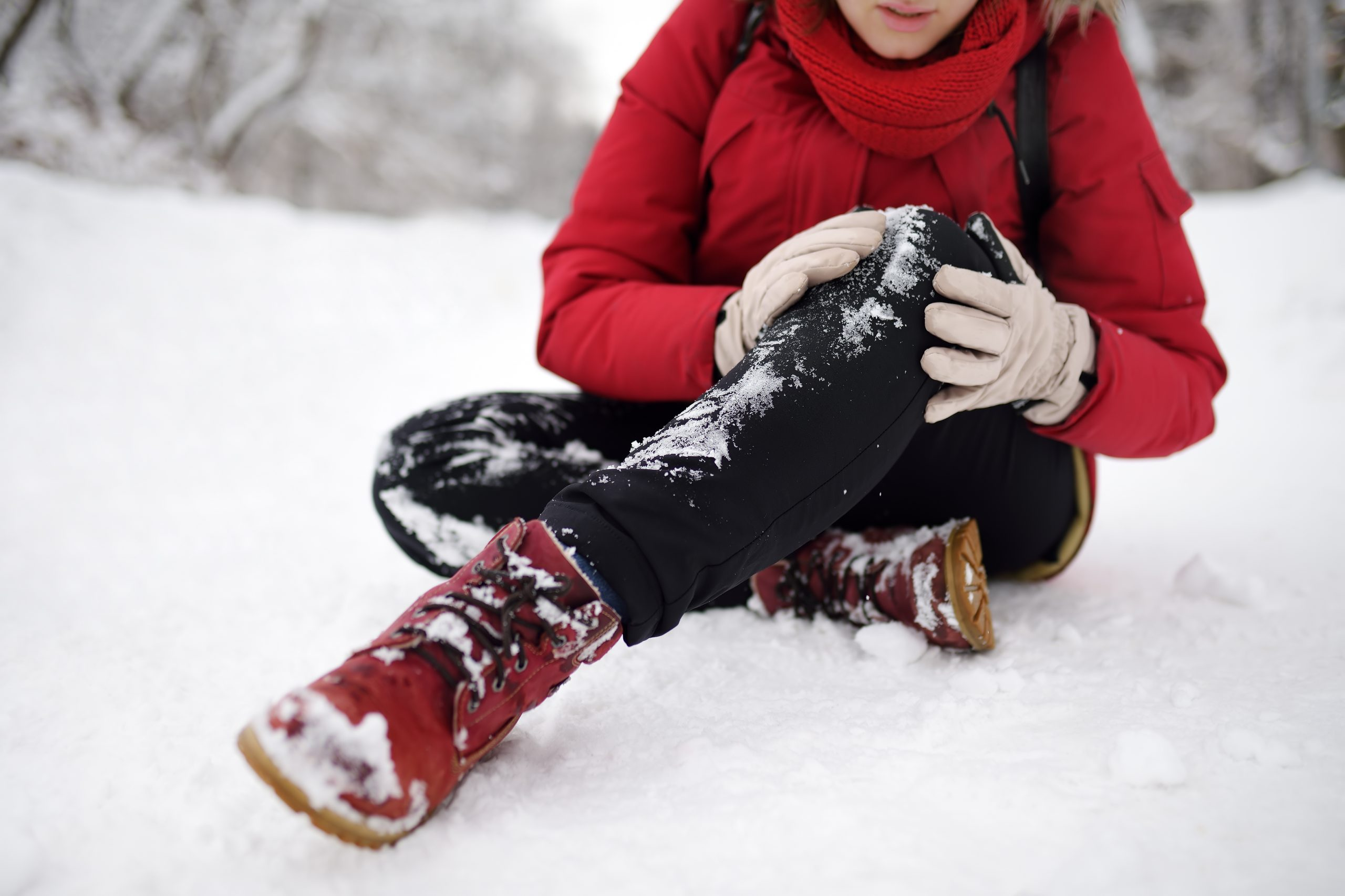 New 60 day Time Limit For Injuries from Snow and Ice